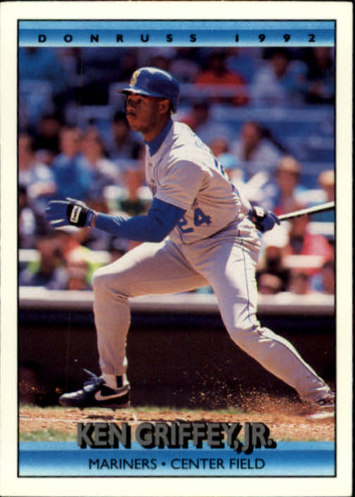 1992 Donruss #165 Ken Griffey Jr.