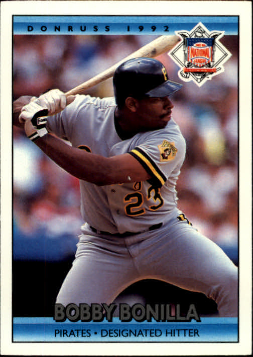 1992 Donruss #427 Bobby Bonilla AS