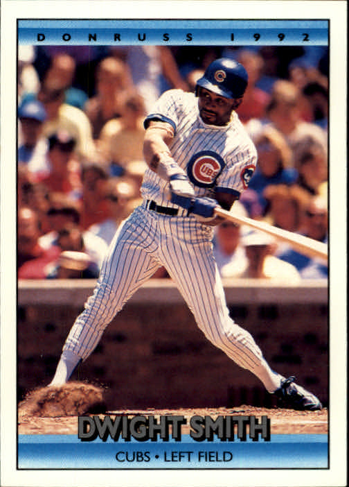 1992 Donruss #561 Dwight Smith
