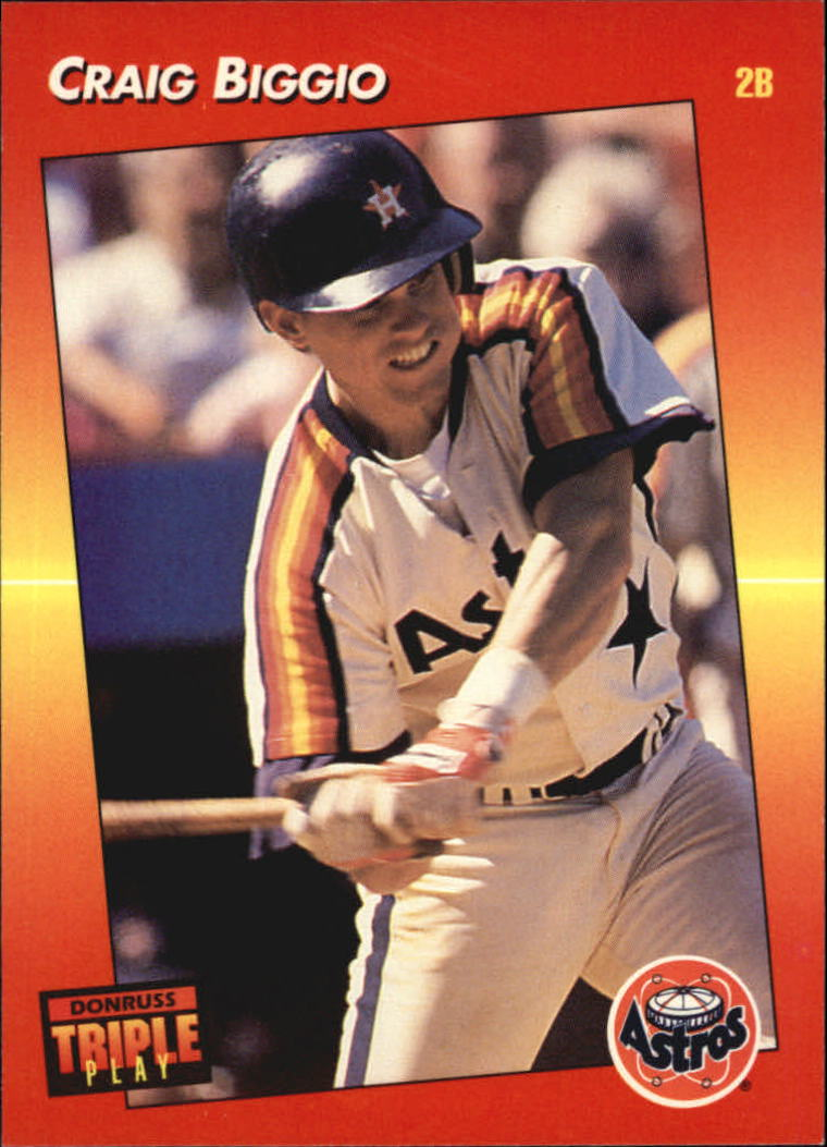 1992 Triple Play #150 Craig Biggio