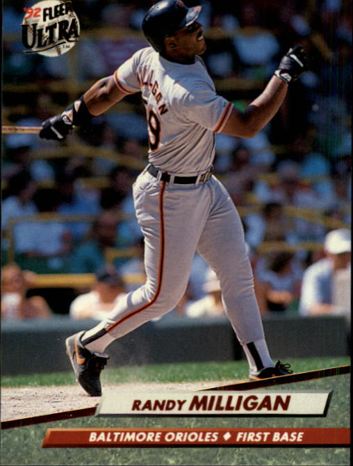 1992 Ultra #8 Randy Milligan
