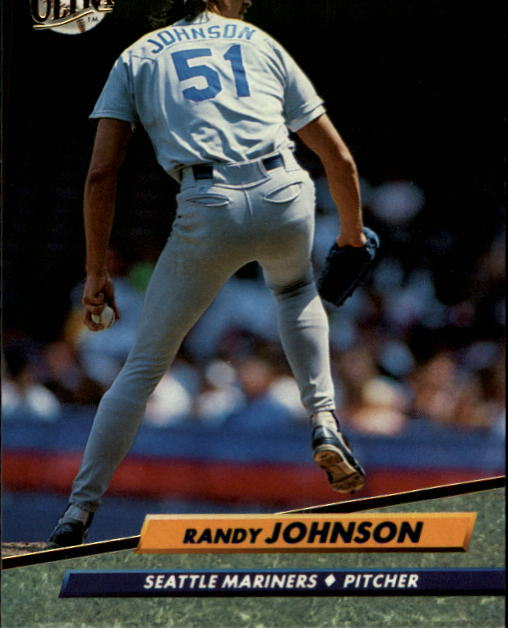 1992 Ultra #125 Randy Johnson