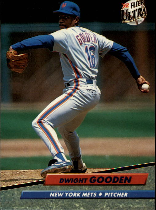 1992 Ultra #232 Dwight Gooden