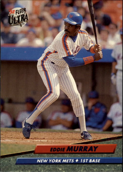 1992 Ultra #532 Eddie Murray front image