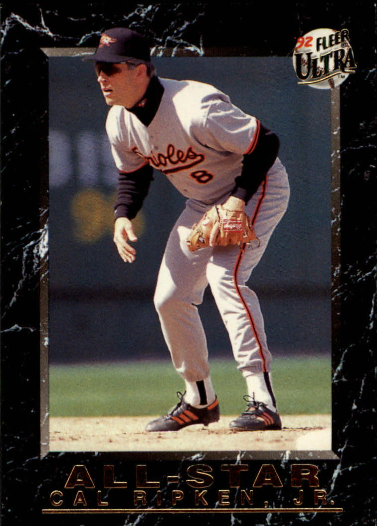 1992 Ultra All-Stars #3 Cal Ripken