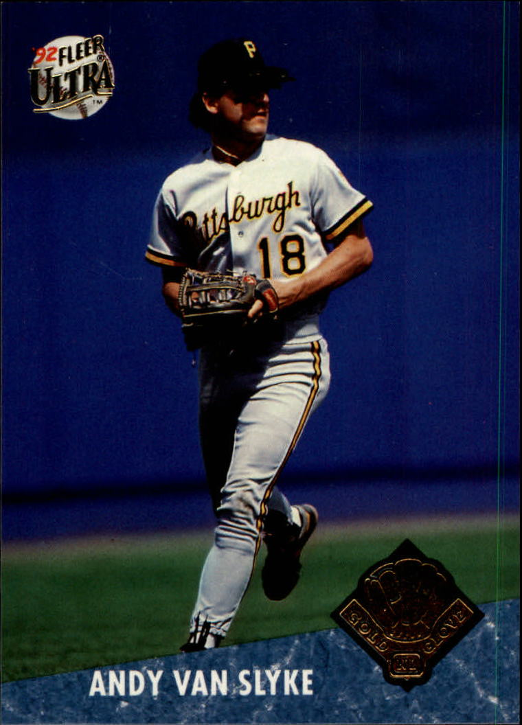 1992 Ultra Award Winners #10 Andy Van Slyke