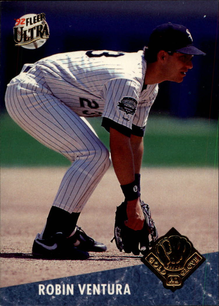 1992 Ultra Award Winners #15 Robin Ventura