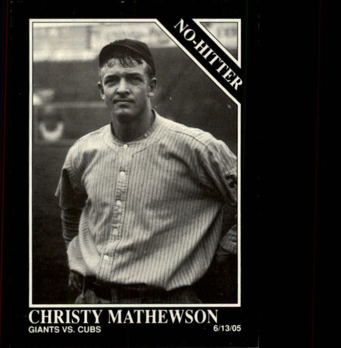 1992 Conlon TSN #331 Christy Mathewson