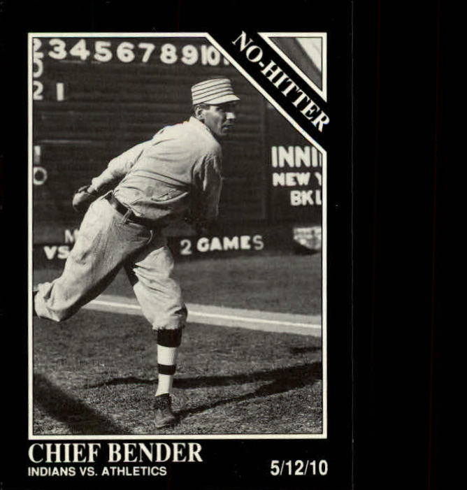 1992 Conlon TSN #335 Chief Bender