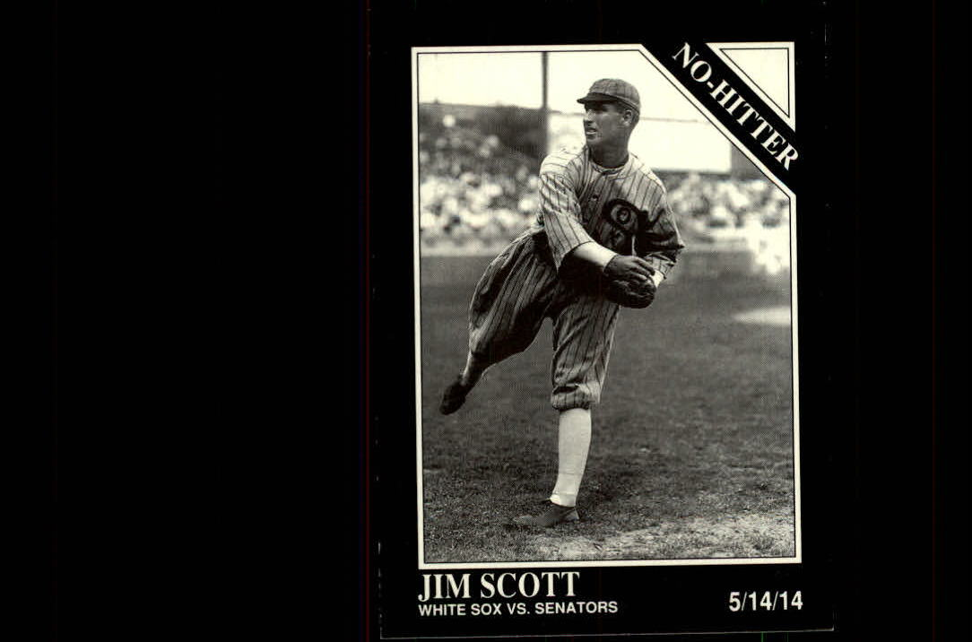 1992 Conlon TSN #341 Jim Scott