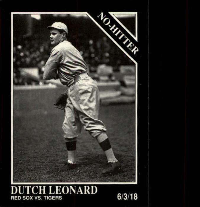 1992 Conlon TSN #346 Dutch Leonard