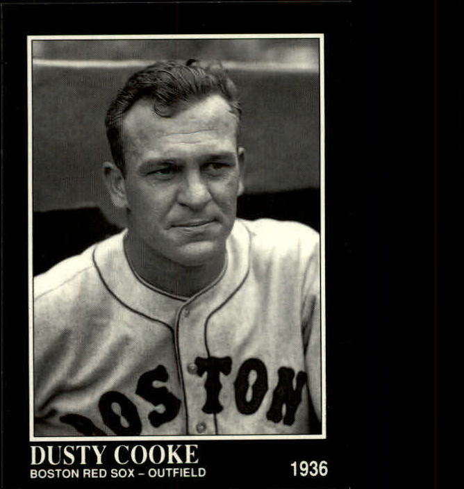 1992 Conlon TSN #418 Dusty Cooke