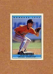 1992 Donruss Cracker Jack I #13 Cal Ripken