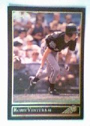1992 Leaf Black Gold #17 Robin Ventura