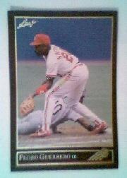 1992 Leaf Black Gold #18 Pedro Guerrero