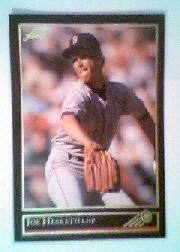1992 Leaf Black Gold #22 Joe Hesketh