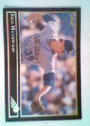 1992 Leaf Black Gold #23 Erik Hanson
