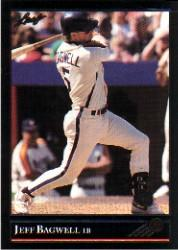 1992 Leaf Black Gold #28 Jeff Bagwell