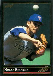 1992 Leaf Black Gold #41 Nolan Ryan