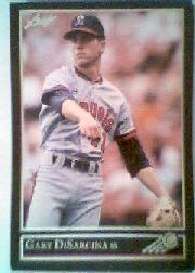 1992 Leaf Black Gold #48 Gary DiSarcina