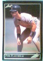 1992 Leaf Black Gold #50 Phil Plantier