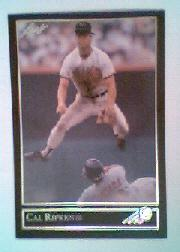1992 Leaf Black Gold #52 Cal Ripken