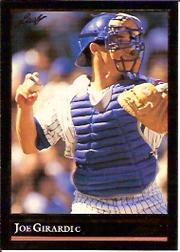1992 Leaf Black Gold #72 Joe Girardi