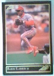 1992 Leaf Black Gold #73 Barry Larkin