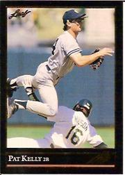 1992 Leaf Black Gold #104 Pat Kelly