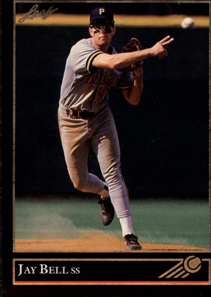 1992 Leaf Black Gold #143 Jay Bell