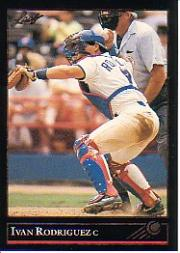 1992 Leaf Black Gold #194 Ivan Rodriguez