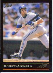 1992 Leaf Black Gold #233 Roberto Alomar