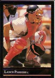 1992 Leaf Black Gold #269 Lance Parrish
