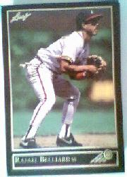 1992 Leaf Black Gold #310 Rafael Belliard