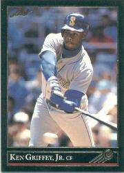 1992 Leaf Black Gold #392 Ken Griffey Jr.