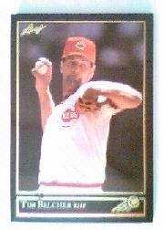 1992 Leaf Black Gold #417 Tim Belcher