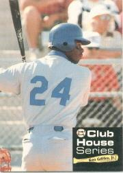 1992 Front Row Griffey Club House #2 Ken Griffey Jr./Drafted
