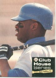 1992 Front Row Griffey Club House #5 Ken Griffey Jr./The American League