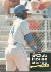 1992 Front Row Griffey Club House #6 Ken Griffey Jr./All-Star