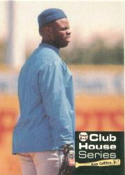 1992 Front Row Griffey Club House #7 Ken Griffey Jr./Gold Glove