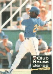 1992 Front Row Griffey Club House #8 Ken Griffey Jr./Homers