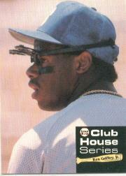 1992 Front Row Griffey Club House #9 Ken Griffey Jr./Career Highlights