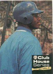 1992 Front Row Griffey Club House #10 Ken Griffey Jr./A Closer Look