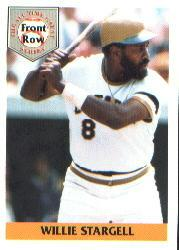 1992 Front Row Stargell #2 Willie Stargell/1978: Comeback Player/of the Yea