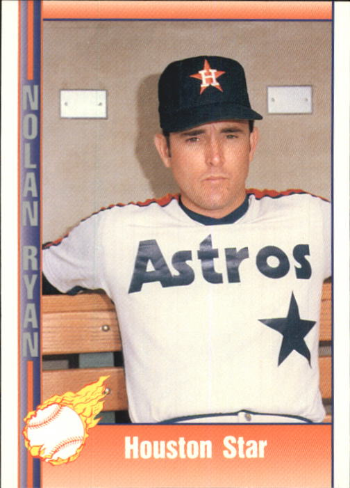 1992 Pacific Ryan Texas Express II #159 Nolan Ryan/Houston Star
