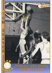 1992 Pacific Seaver #1 Tom Seaver/Stand-out High School/Basketball Play