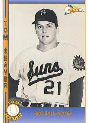 1992 Pacific Seaver #2 Tom Seaver/Pro Ball Player
