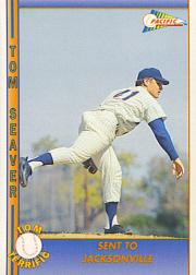 1992 Pacific Seaver #6 Tom Seaver/Sent to Jacksonville