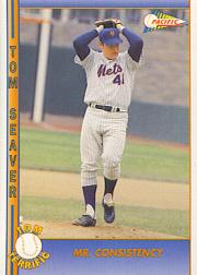 1992 Pacific Seaver #19 Tom Seaver/Mr. Consistency