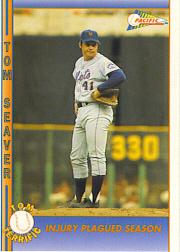 1992 Pacific Seaver #26 Tom Seaver/Injury Plagued Season